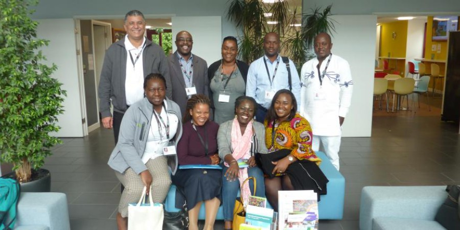 Building capacity in Research Management Support programmes on the continent.